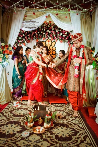 Planning A Wedding With An Indian Theme