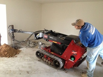 Foundation Repair Equipment Helps You Prevent Serious Damage