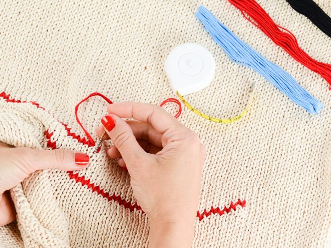Professional Embroidery In Perth