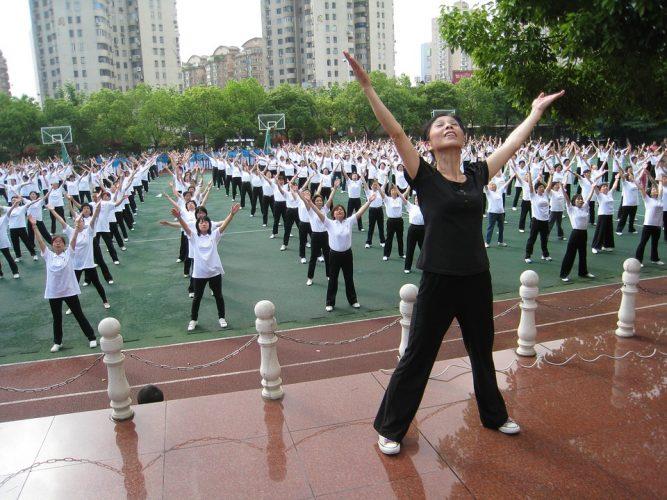 Community Exercise Programs In Sydney