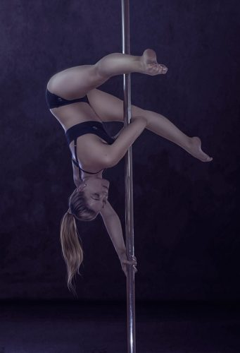 Pole Fitness Shorts—Comfort Is Key When Exercising On The Pole
